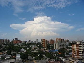 Maracaibo cumulonembo
