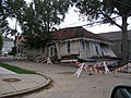 Marcello Property Mid City collapsed house New Orleans 01.jpg