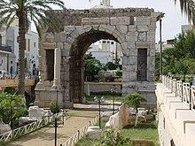 220px-Marcus_Aurelius_Arch_Tripoli_Libya