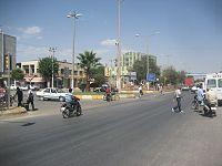 Mardin yolu - Viranşehir, Şanlıurfa.jpg