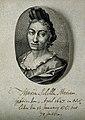 Maria Sybilla Merian. Line engraving. Wellcome V0003987ER.jpg