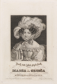 Maria da Gloria, Königin von Portugal - Franz Xaver Stöber.png