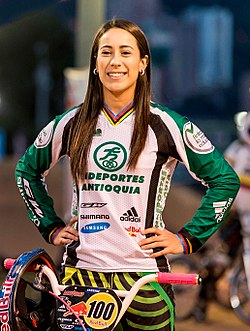 520055aabee Mariana Pajón - Wikipedia