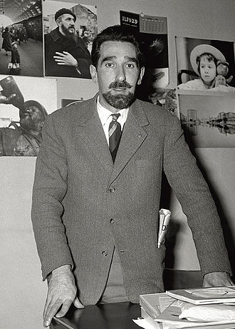 Mario Rigoni Stern - Mario Rigoni Stern in 1958