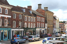 Market Place, Blandford Forum