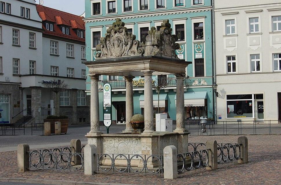 Marktbrunnen Wittenberg