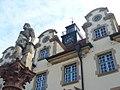 Marktbrunnen und Rathaus, Sigmaringen (Market Fountain and Town Hall) - geo.hlipp.de - 22981.jpg