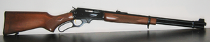 Marlin Model 336 - Marlin 336W in .30-30 Winchester