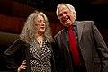 Martha Argerich y Eduardo Hubert en el Centro Cultural Kirchner.jpg