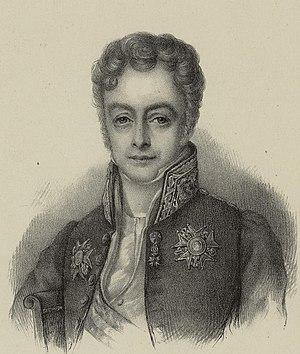 Martignac, Jean-Baptiste Sylvère de Gaye, vicomte de