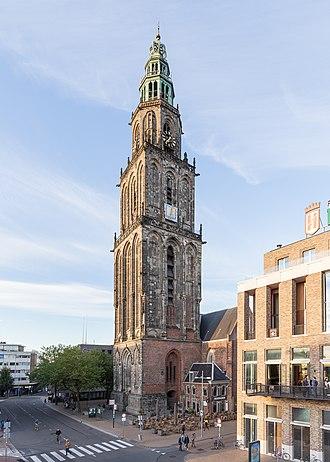Martinikerk (Groningen) - Image: Martinikerk Groningen