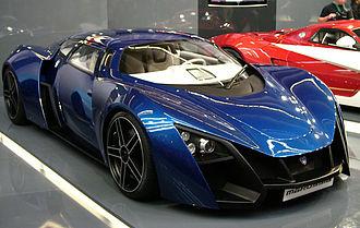 Marussia Motors - Marussia B2