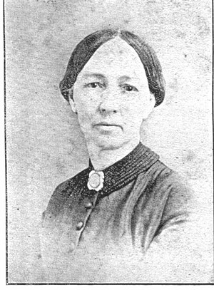 Mary Ann Williams - from History of Confederated Memorial Associations of the South, 1904