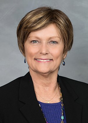 Mary Gardner Belk - Image: Mary G. Belk Official Legislative Profile Photo 2017