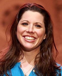 Photo of Mary Katharine Ham at CPAC, 2014
