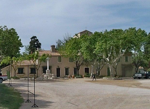 Monument historique à Saintes-Maries-de-la-Mer