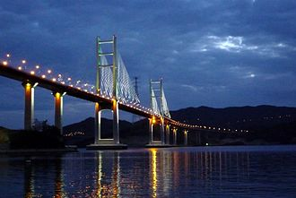Changwon - Masan-Changwon Bridge