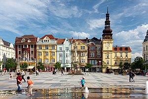 Ostrava: Masarykovo namesti