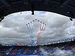 Match ouverture Coupe Monde féminine football 2019 France Corée Sud 7 juin 2019 Parc Princes Paris 17.jpg