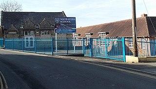 Matravers School Foundation school in Westbury, Wiltshire, England
