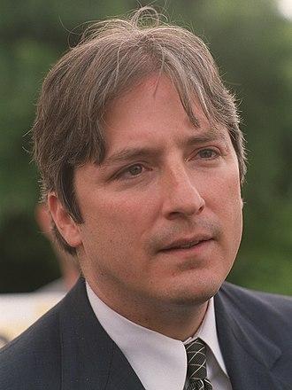 2003 San Francisco mayoral election - Image: Matt Gonzales, San Francisco Supervisor, 2003 (a)