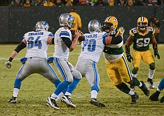Lions–Packers rivalry National Football League rivalry