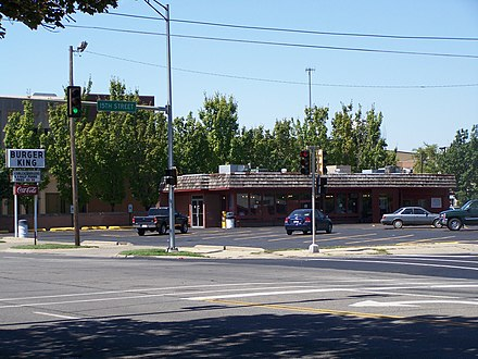 The Burger King restaurant in Mattoon 5da292d69
