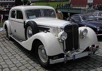 Maybach - Maybach SW 42, 1939
