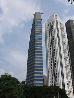 Maybank Tower, Aug 06.JPG