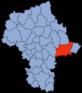 Siedlce County County in Masovian, Poland