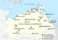 Mecklenburg-Vorpommern Flughäfen und Landeplätze.png