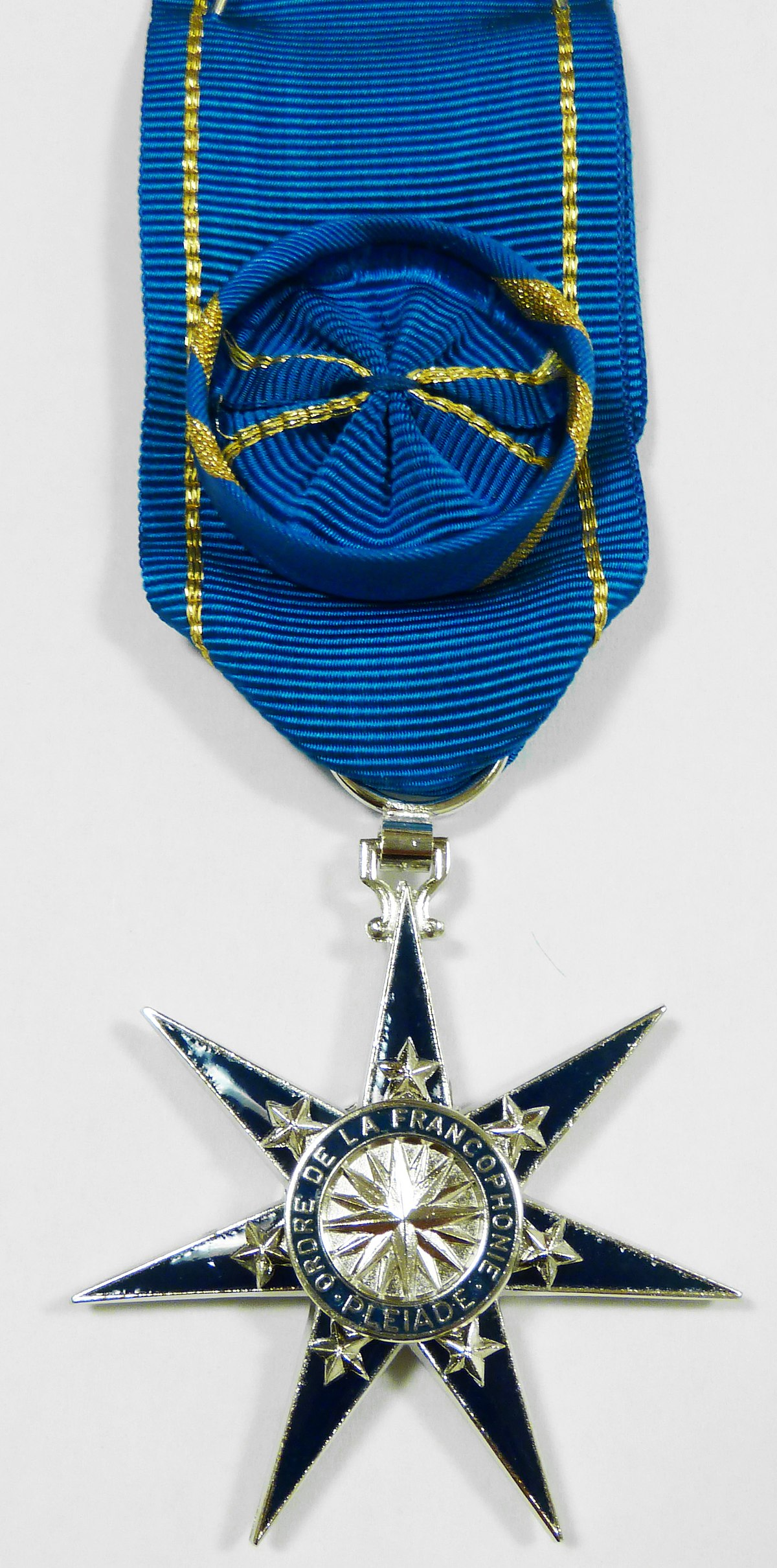Order Of La Pléiade