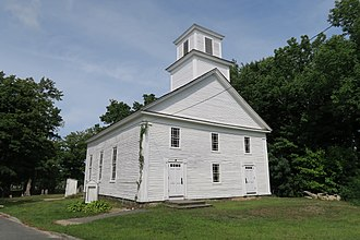 Wendell, Massachusetts - Wendell Meetinghouse