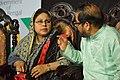 Meher Afroz Chumki with Asaduzzaman Noor - Kolkata 2016-02-02 0539.JPG