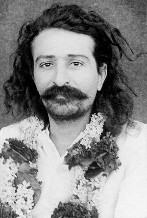 Unknown years of Jesus - Meher Baba (1894-1969)