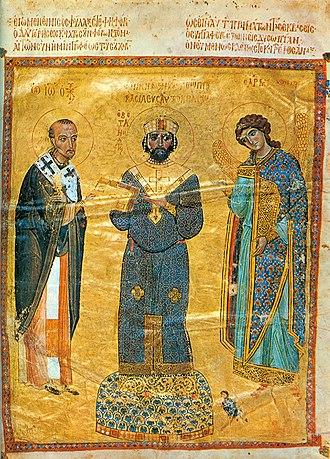 Nikephoros III Botaneiates - Emperor Nikephoros III Botaneiates