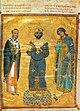 Meister der Predigtsammlung des Heiligen Johannes Chrysostomus 001