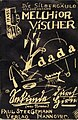 Melchior Vischer - Sekunde durch Hirn, 1920.jpg