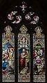 Melton Mowbray, St Mary's church, window (31740931898).jpg