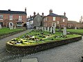 Memorial garden for cremations at Aylsham church - geograph.org.uk - 2270245.jpg