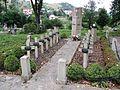 Memorial to soldiers in Piwniczna-Zdrój cemetery.jpg