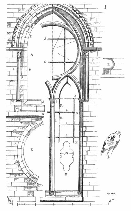 Dictionnaire raisonn de l architecture fran aise du xie for Fenetre vocabulaire technique