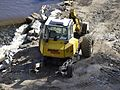 Menzi Muck excavator in the Czech Republic.JPG