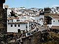 Mercadillo, Ponte Vecchio e Chiesa, Church of Nuestro Padre Jesus. Ronda. Spain . Ронда, Испания - panoramio.jpg