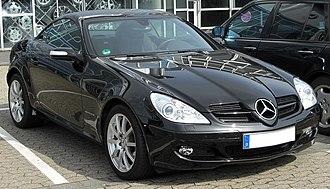 Mercedes-Benz SLK-Class - R171 SLK-Class