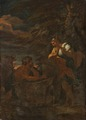 Mercury and Argus (Salvator Rosa) - Nationalmuseum - 17109.tif