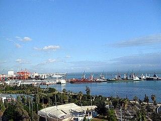 Mersin Harbor