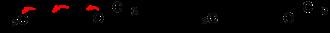 Mesomeric effect - Image: Mesomeric effect (+M) V.1