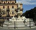 Messina duomo fontana orione.JPG