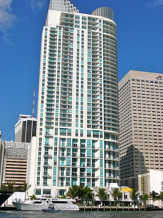 Metropolitan Miami (development) - Image: Met 1 Miami 20100206